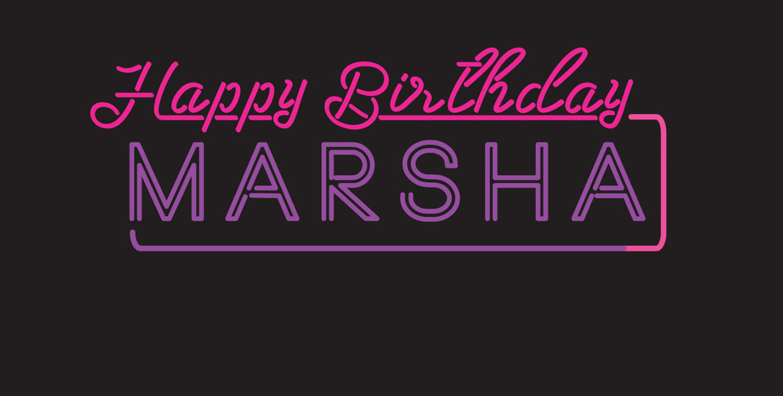 Logo of Happy Birthday, Marsha!