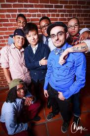 Picture of the 7 brown bois that are deers from the March 2013 cohort